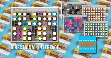 Directional Interface Pack [MAXI] Minecraft Texture Pack