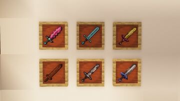 willo's better tools Minecraft Texture Pack