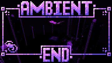 Shrimpsnail's more ambient end dimension Minecraft Texture Pack