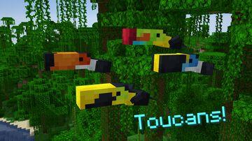 Toucans! Minecraft Texture Pack