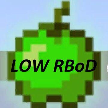 LOW RBoD Particles 1.7.10 . Упрощенные частицы для Правой Ветви Развития Майнкрафт. The Right Branch of Development Minecraft Texture Pack