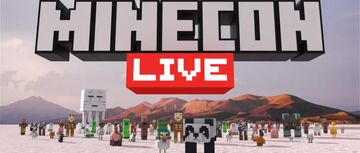 The minecon live texture pack (desc) (bedrock version) Minecraft Texture Pack