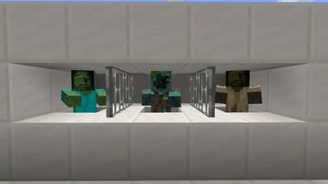 Mohammad Rajab Wali Zombies v1 Minecraft Texture Pack