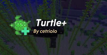 Turtle+ Minecraft Texture Pack