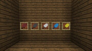 Thick Swords Overlay Minecraft Texture Pack