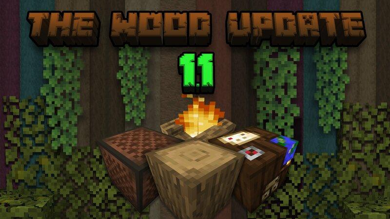 Adventurer's Resource Pack! THE WOOD UPDATE 1.1