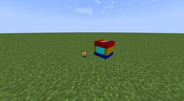 Parrot Helmet Minecraft Texture Pack
