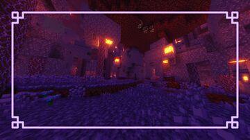 Eclipse's Warped forest Minecraft Texture Pack