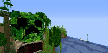 Realistic Creepers Minecraft Texture Pack
