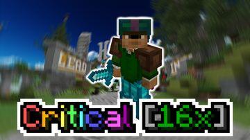 Critical [16x] Minecraft Texture Pack