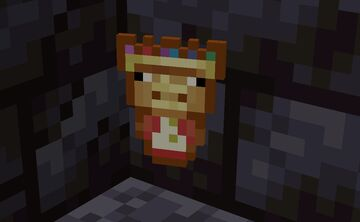 Technoblade Totem of Undying Minecraft Texture Pack