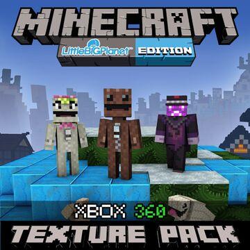 LittleBigPlanet Mash-Up Minecraft Xbox 360 Minecraft Texture Pack