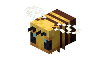 Killer Bee Minecraft Texture Pack