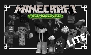 Reimagined Lite Minecraft Texture Pack