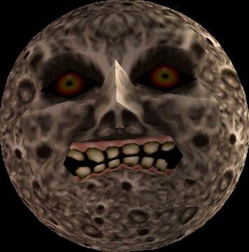 Zelda Majora's Mask moon Minecraft Texture Pack