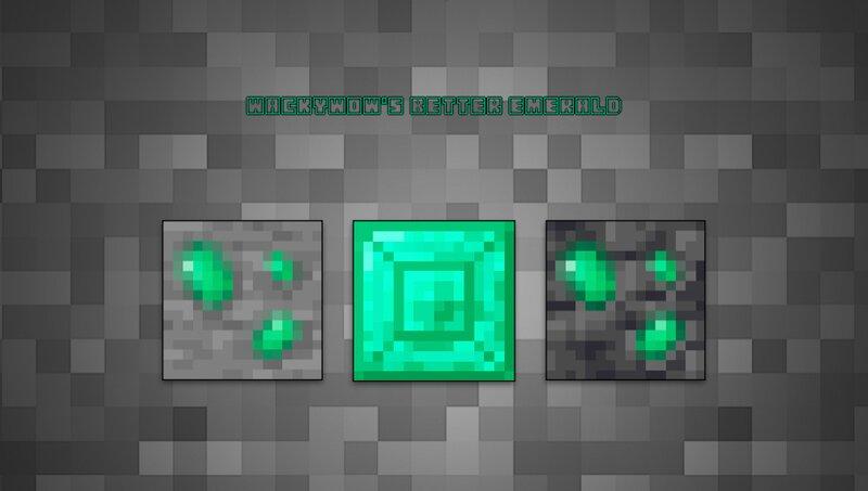 emerald blocks. deepslate variant for 1.17