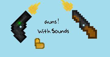 Guns! Minecraft Texture Pack