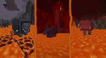 Better Striders 1.2 Minecraft Texture Pack