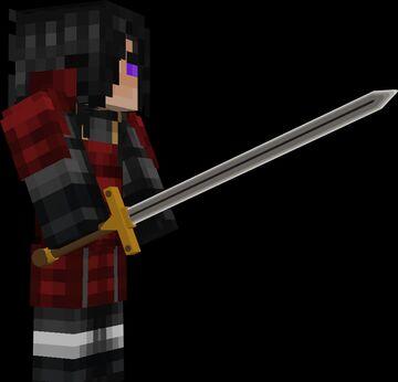 3D Sword Minecraft Texture Pack