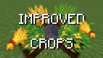 Improved Crops Minecraft Texture Pack