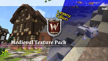 Winthor Legacy Edition 1.15 - 1.18apa - 16x Minecraft Texture Pack