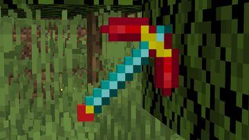 Iron man's tools Minecraft Texture Pack