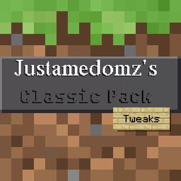 Justamedomz's Tweak Packs Minecraft Texture Pack