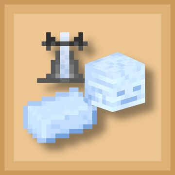 Icy Fortresses - Bedrock Minecraft Texture Pack