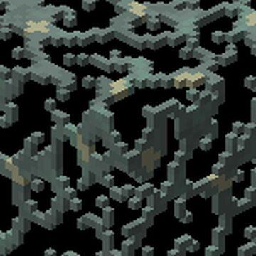 variants glow lichen 3D Minecraft Texture Pack