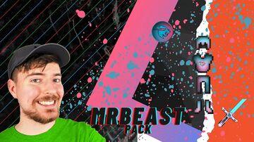 Mrbeast pack Minecraft Texture Pack