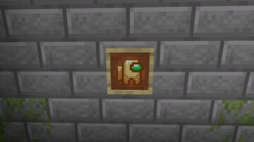 Totem of Amogus Minecraft Texture Pack