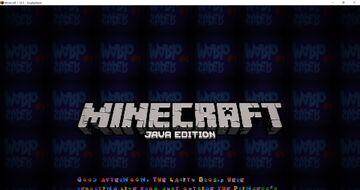 Mario 64 font 1.16.5 Minecraft Texture Pack