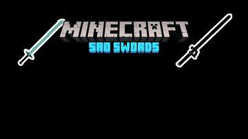 SAO Swords Pack Minecraft Texture Pack