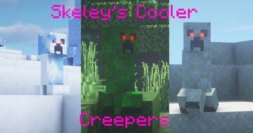 Skeley's Cooler Creepers Minecraft Texture Pack