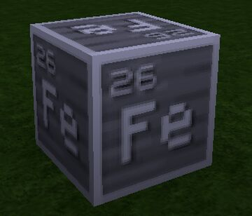 Normal iron (fixed) Minecraft Texture Pack