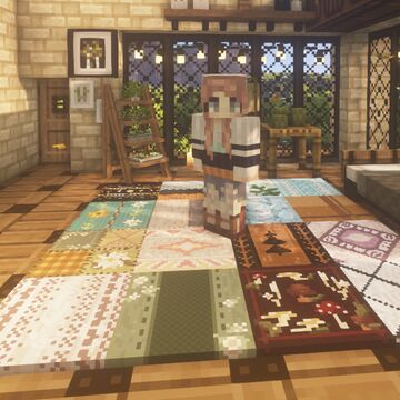 Nox's Better Carpets Minecraft Texture Pack