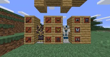 Accented Armors Minecraft Texture Pack