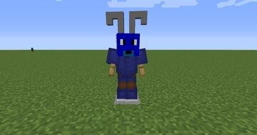 Wearable horns Minecraft Texture Pack