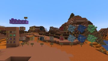 Ore Overhaul V2 Minecraft Texture Pack