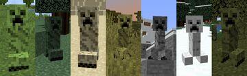 Mand's Enhanced Minecraft Features (Optifine required) Minecraft Texture Pack