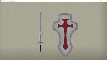 Sword Art Online Liberator Minecraft Texture Pack