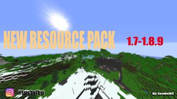 New RESOURCE PACK 1.7-1.8.9 16x16 FPS BOOST! Minecraft Texture Pack