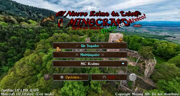 MEDIEVAL TOOLS AND WEAPONS -Nuevo Reino de León T&W- Minecraft Texture Pack