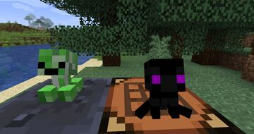 Mob Plushies Minecraft Texture Pack