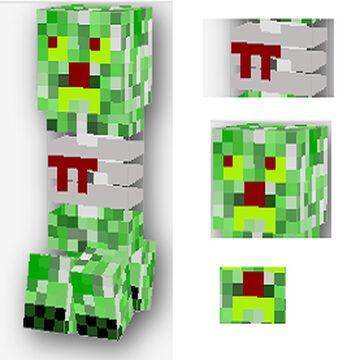 Creeper plus 1.12 Minecraft Texture Pack
