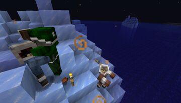 Arctic Zombie Minecraft Texture Pack