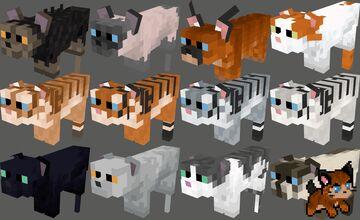 MrLM's - Cats 🐈 Minecraft Texture Pack