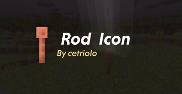 Rod Icon Minecraft Texture Pack