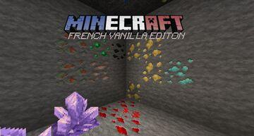 French Vanilla 1.17 Minecraft Texture Pack