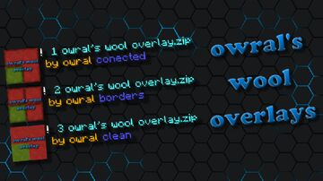 owral's wool overlay 16x Minecraft Texture Pack